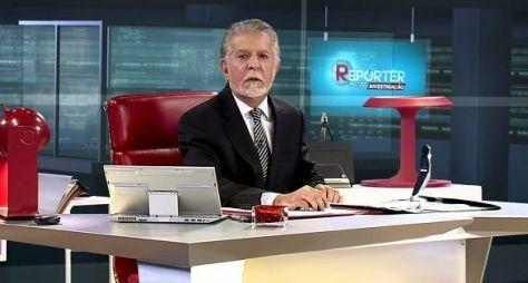 Repórter Record Investigação substituirá Dancing Brasil na RecordTV