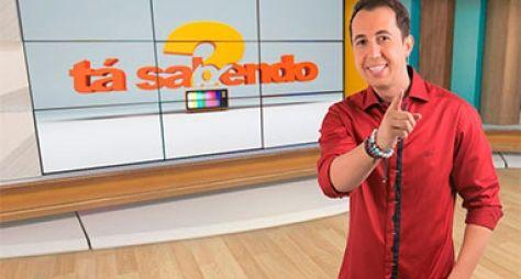 Tá Sabendo? perde espaço na programação da RedeTV!