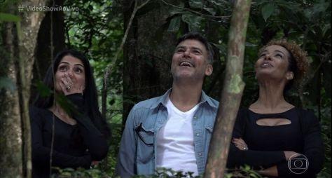 Sondado para novela de Aguinaldo Silva, Leonardo Vieira aparece no Vídeo Show