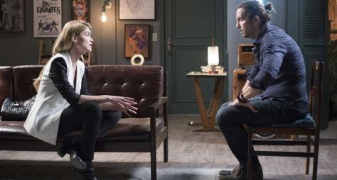 Rock Story: Diana promete ajudar Gui a desmascarar Lázaro