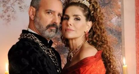 Floriano Peixoto e Helena Fernandes serão vilões em Belaventura