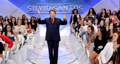 Programa Silvio Santos completa 54 anos e recebe Luciana Gimenez
