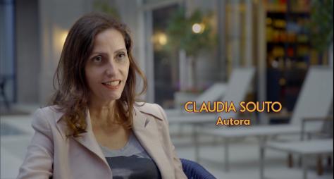 """Claudia Souto apresenta Pega Pega: """"É um elenco dos sonhos"""""""
