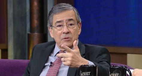 Paulo Henrique Amorim renova com a RecordTV
