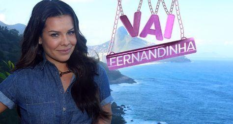 Fernanda Souza emplaca nova temporada do Vai Fernandinha
