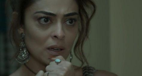 Juliana Paes comenta as cenas de emoção de A Força do Querer