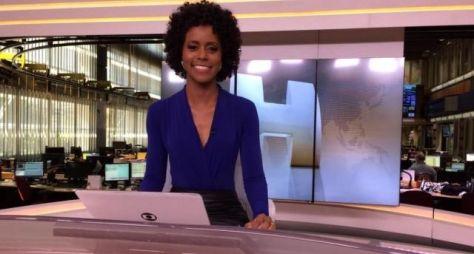 Na estreia de Maju, Jornal Hoje perde audiência