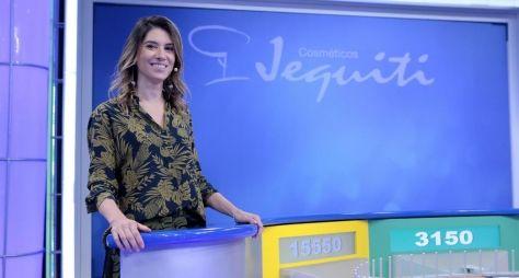 SBT estreia Roda a Roda Jequiti com Rebeca Abravanel