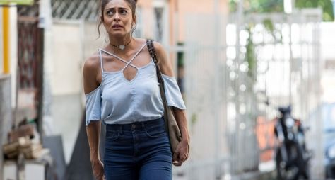"Juliana Paes comenta nova fase de Bibi: ""Burra de amor"""