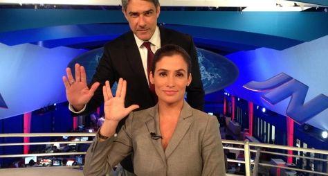 Novo Jornal Nacional já tem data de estreia