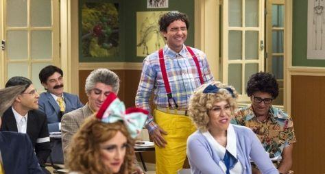 Marco Luque reforça o elenco da Escolinha do Professor Raiumundo