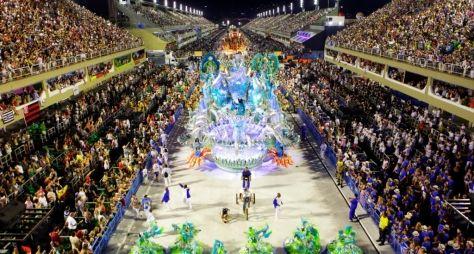 Globo sairá prejudicada com suspensão dos desfiles do Carnaval carioca
