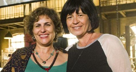 Thelma Guedes e Duca Rachid mantém parceria profissional na TV