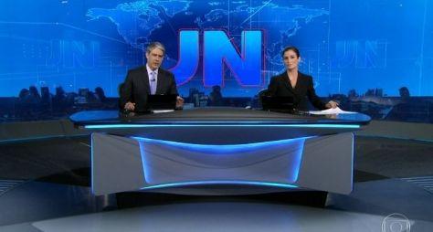 Conheça o novo cenário do Jornal Nacional
