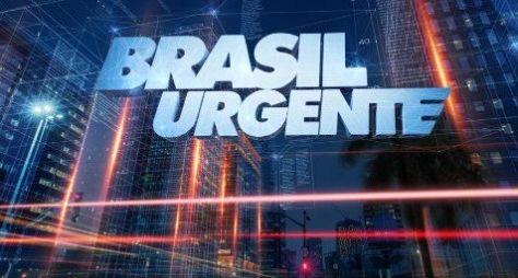 Hoje: Brasil Urgente estreia cenário e pacote gráfico