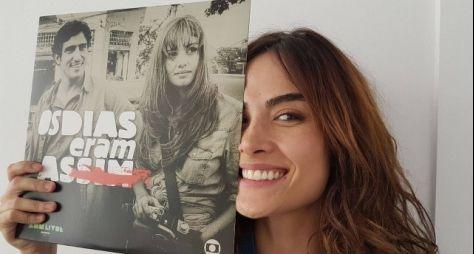 Globo lança vinil da trilha sonora de Os Dias Eram Assim