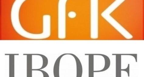Globo tem audiência até 26% maior na medição da GfK