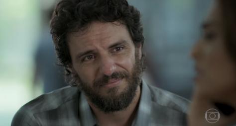 Rodrigo Lombardi é reservado para série que se passa numa plataforma de petróleo