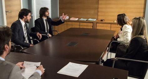 A Força do Querer: Cibele aceita acordo com Ruy em audiência de conciliação