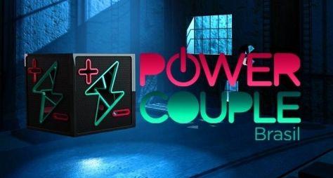 Power Couple Brasil termina sem recorde e em 3º lugar na audiência