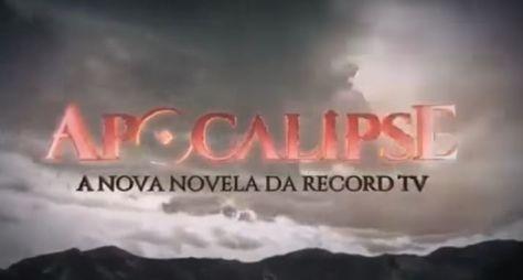 Apocalipse tem estreia prevista para novembro na Record TV