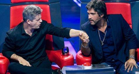 Globo ainda não decidiu futuro da dupla Victor & Léo no The Voice Kids