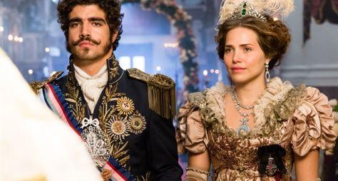 Novo Mundo terá cena de Dom Pedro proclamando a independência do Brasil