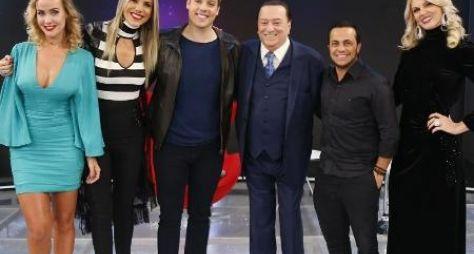 Fábio Porchat e Raul Gil trocam gentilezas na TV