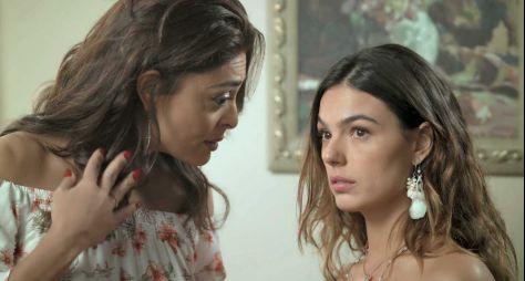 A Força do Querer: Ritinha revela que Zeca é o pai de Ruyzinho