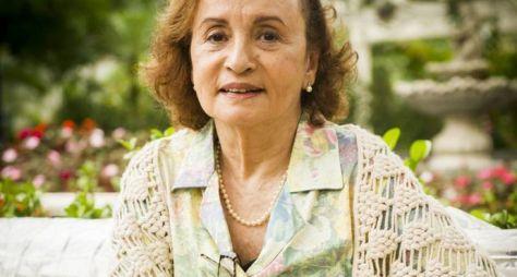 Record TV contrata Joana Fomm e desfalca O Sétimo Guardião