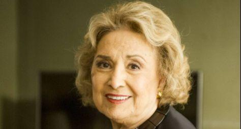 Eva Wilma deve assumir papel de Joana Fomm em O Sétimo Guardião