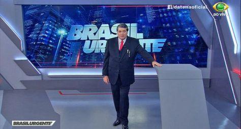 Joel Datena cobrirá férias do pai no Brasil Urgente