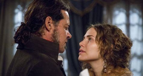 Novo Mundo: Bonifácio se declara para Leopoldina