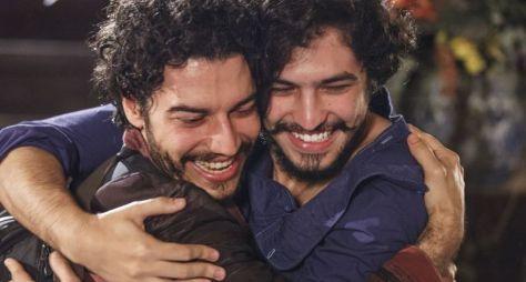 Globo define o trio de protagonistas de Onde Nascem os Fortes