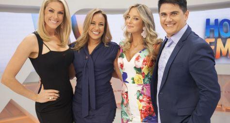 Hoje em Dia tem a pior audiência do ano e deixa Record atrás da Globo e SBT