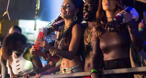 Bibi vai em baile na favela e A Força do Querer domina a internet