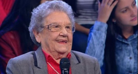 Com participação de Palmirinha, Caldeirão apresenta Talentos da Melhor Idade
