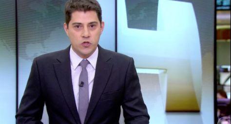 Evaristo Costa não pretende renovar seu contrato com a Globo