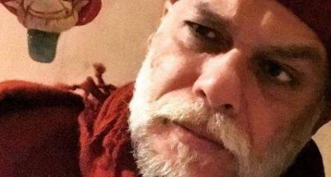 Fábio Assunção deixa barba crescer para supersérie