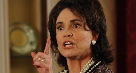 Saiba mais sobre o papel de Regina Duarte em Tempo de Amar