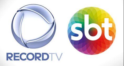 Ibope: Entre 7h e 0h, Record vence SBT em 13 das 15 regiões metropolitanas