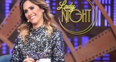Multishow assegura terceira temporada do Lady Night, com Tatá Werneck