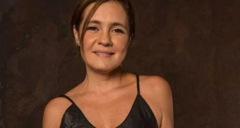 Adriana Esteves pode repetir parceria com João Emanuel Carneiro