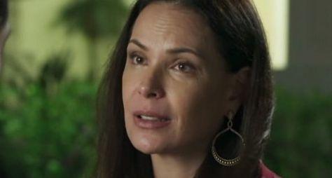 Carolina Ferraz deixa o casting de atores fixos da Globo