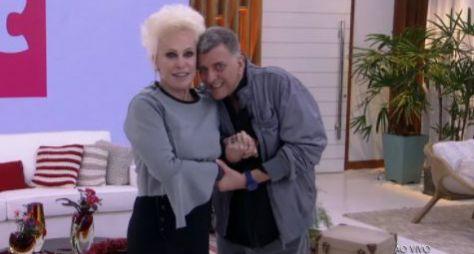 Jorge Fernando vai ao Mais Você e emociona Ana Maria Braga