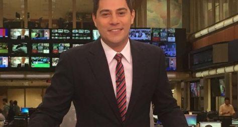 """Estou saindo mesmo"", diz Evaristo Costa sobre a Globo"