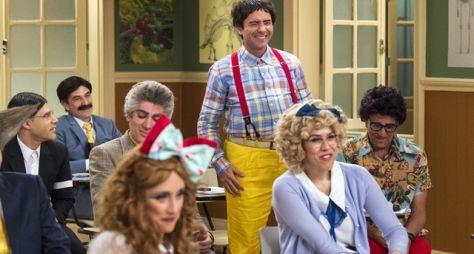 Globo faz cortes para exibir Escolinha do Professor Raimundo