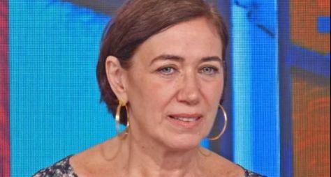 Lília Cabral segue reservada para novela de Aguinaldo Silva