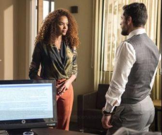 A Força do Querer: Leila decide se separar de Caio