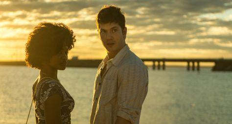 Caio Paduan e Erika Januza gravam O Outro Lado do Paraíso